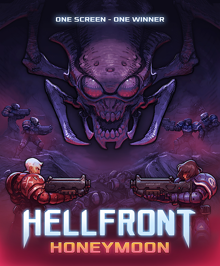 Hellfront Poster